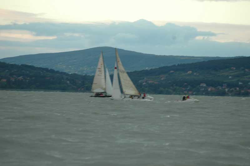 Balaton Match Race