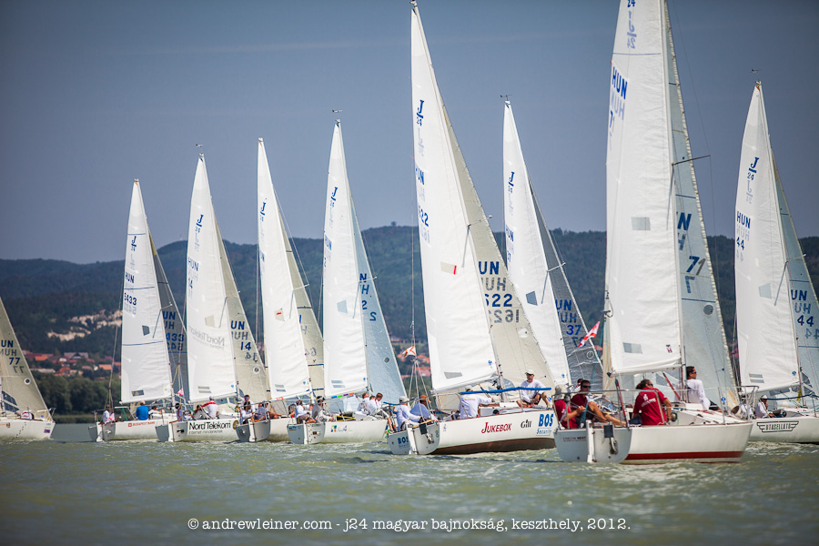 J24 Országos Bajnokság 2012.