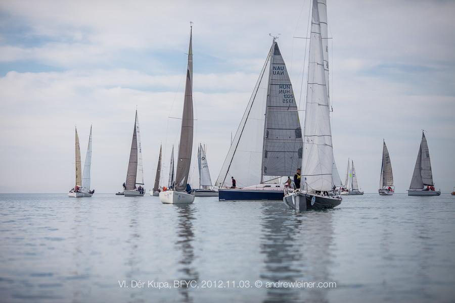 VI. Presenta Dér Kupa és El Yacht Nagydíj