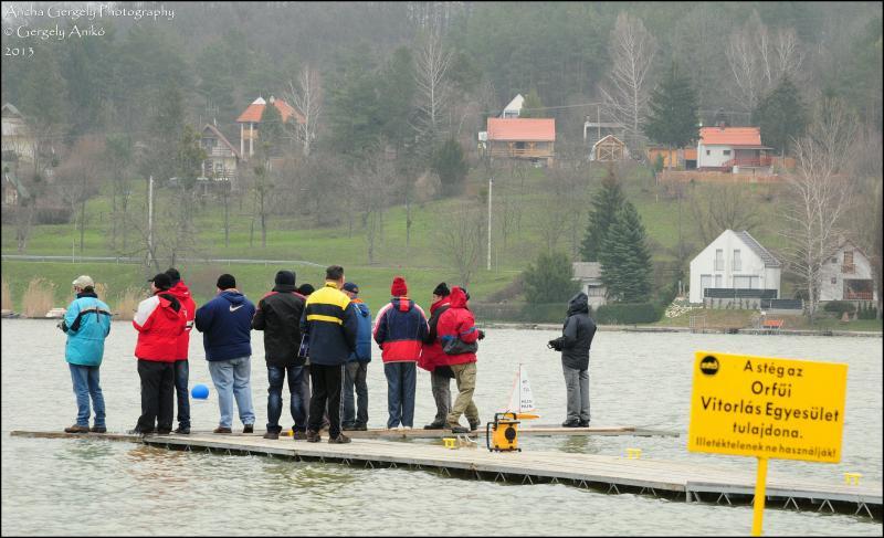 II. Orfűi Téli Kupa Modellvitorlás Regatták - VI. forduló