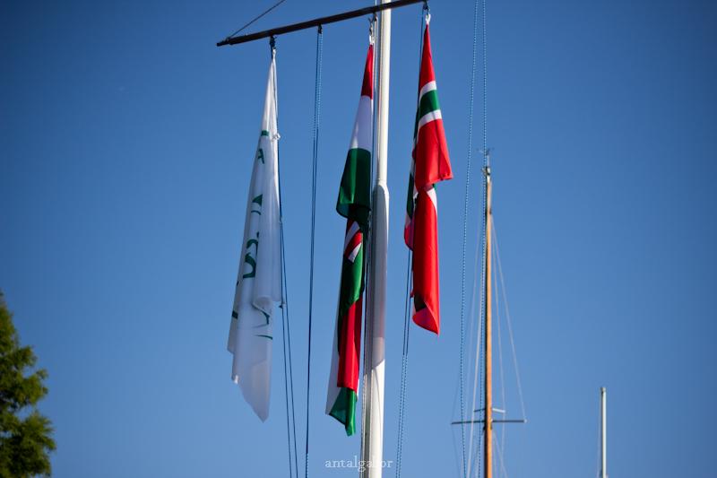 Jolle Országos Bajnokság - 2013. hétfő