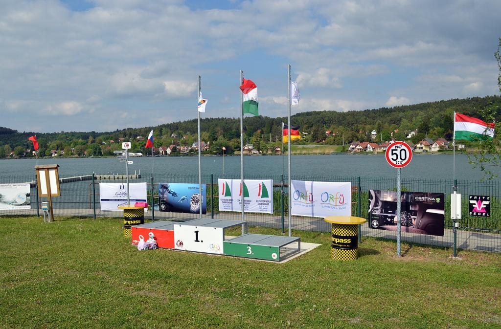 XIX. Naviga RC Sailing WC (-2. nap)