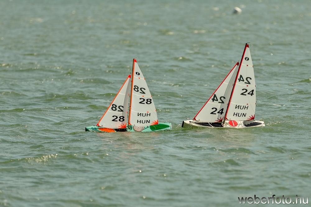 XIX. Naviga RC Sailing WC (6. nap)