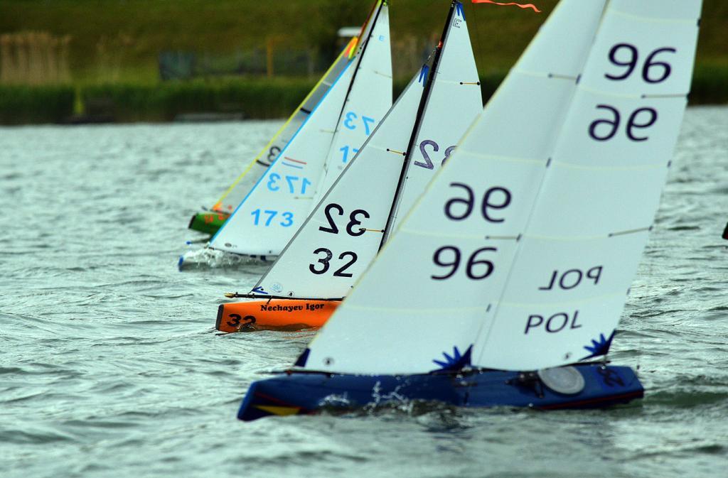 XIX. Naviga RC Sailing WC (7. nap B)