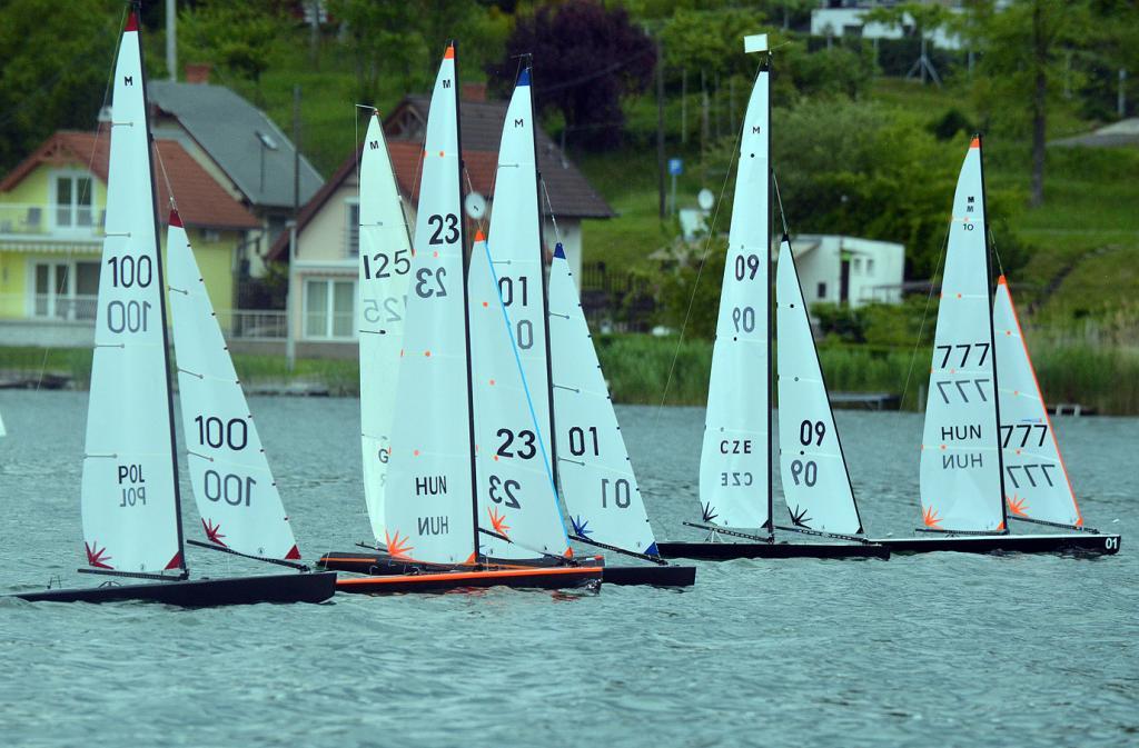 XIX. Naviga RC Sailing WC (9. nap)