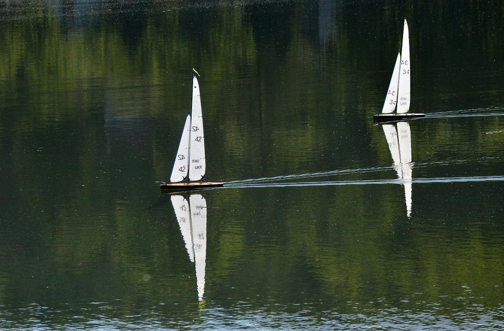 XIX. Naviga RC Sailing WC (11. nap)