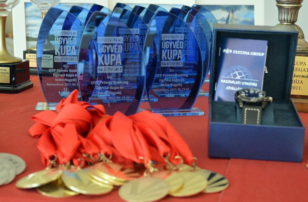 XII. OTP Private Banking Ügyvéd Kupa és Volvo Nagydíj (szombat)