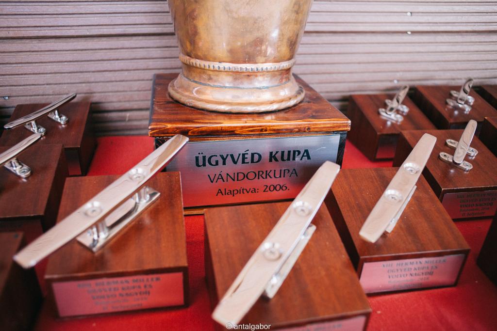 XIII Herman Miller Ügyvéd Kupa és Volvo Nagydíj (túrafutam)