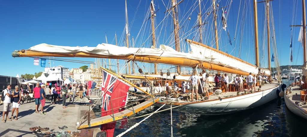 40th Regatta Royal Cannes