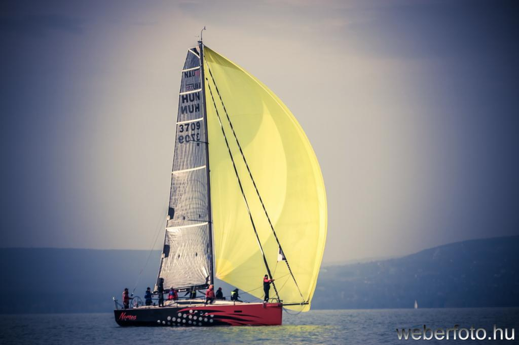 XIII. El Yacht Dér Kupa II.
