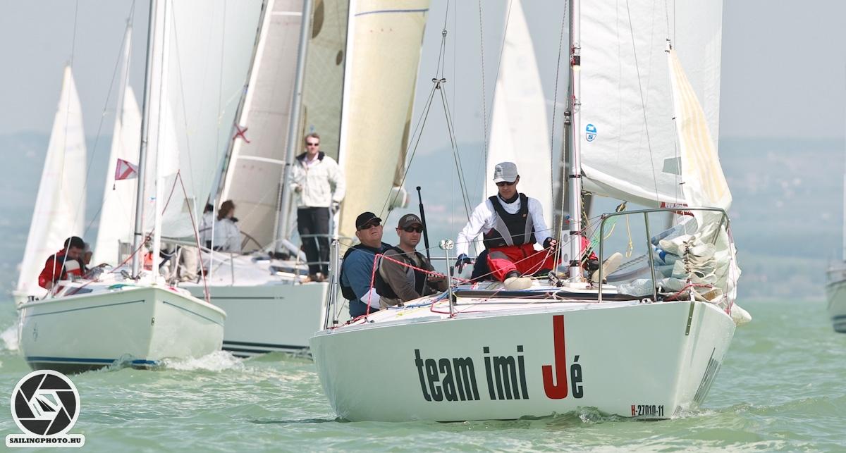 III. Harmat Kupa (SailingPhoto)
